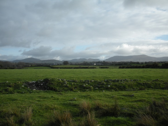 Caer Arianrhod mountains