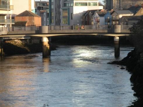 Light on the Boyne, Drogheda, Ireland