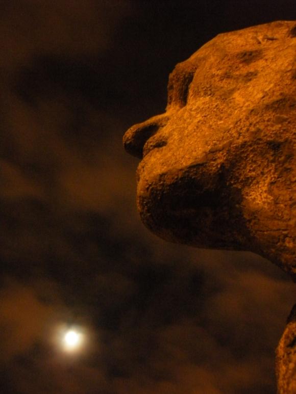 famine moon