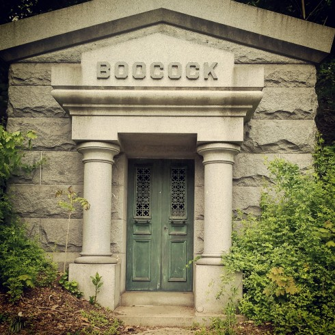 Boocock Grave
