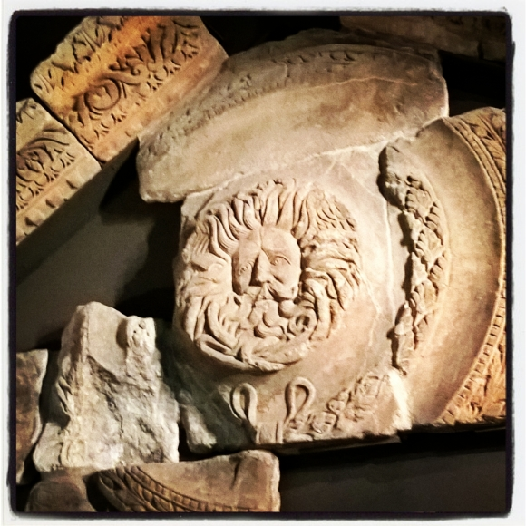 Capstone, possibly the Gorgon, possibly Bel